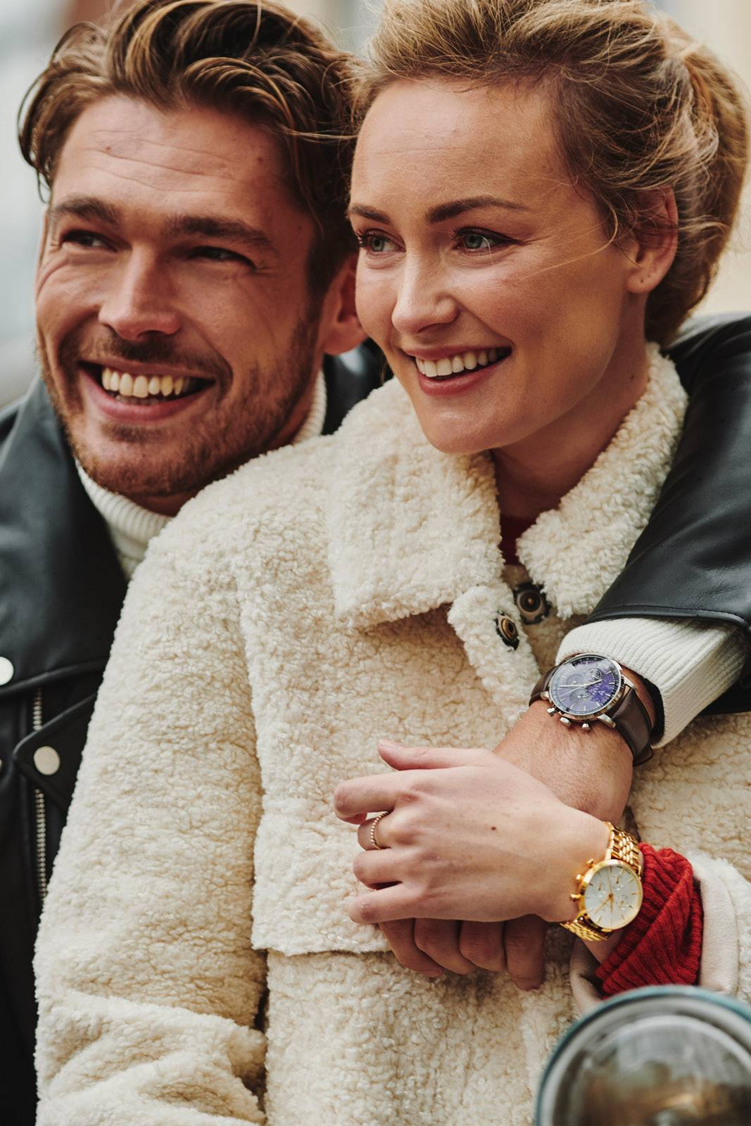 Watches and jewellery for him and her