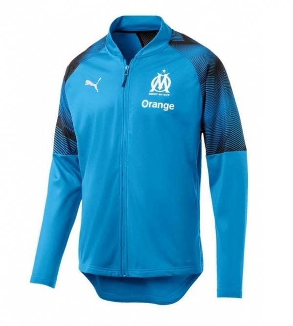 Puma PUMA Olympique Marseille Jacket