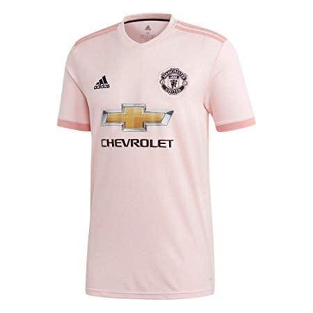 Adidas Manchester Utd Away Jersey
