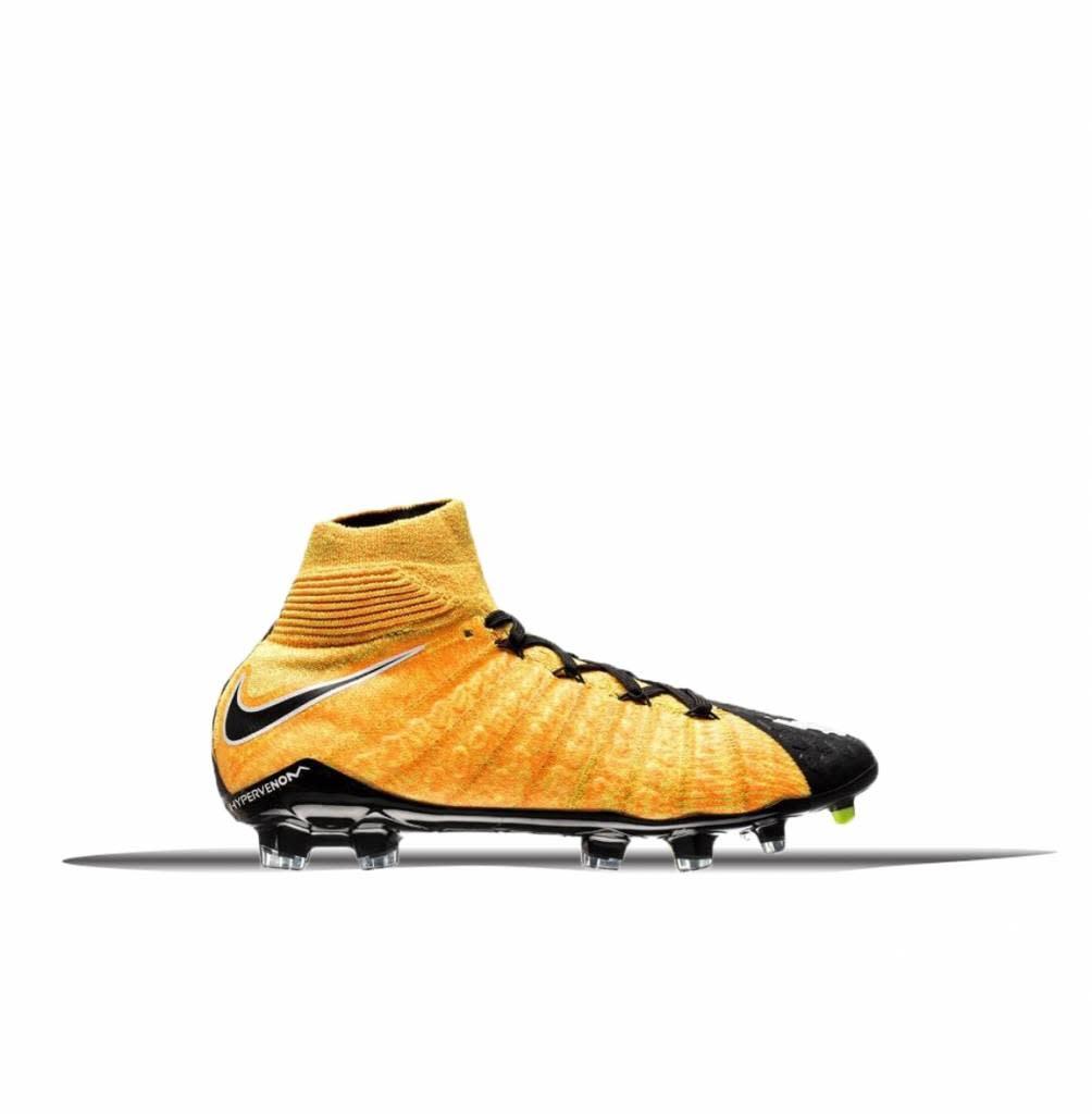 Nike NIKE JR Hypervenom Phantom FG orange/black