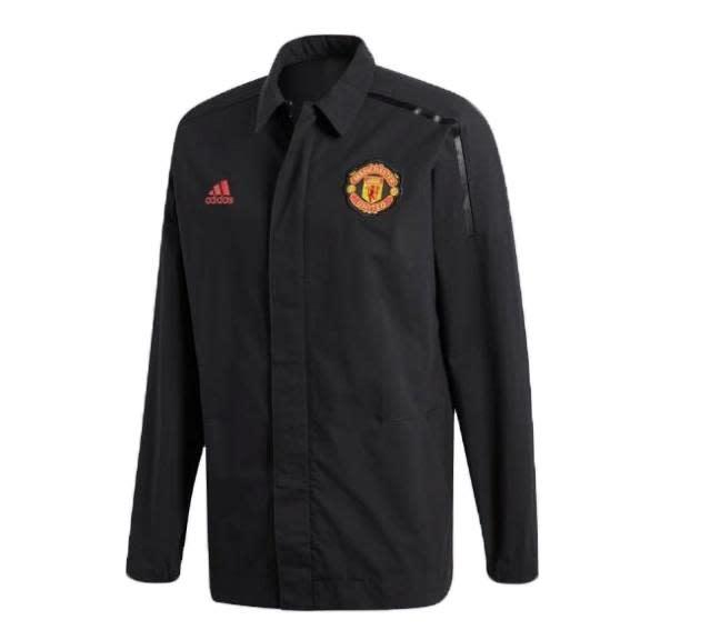 Adidas ADIDAS Manchester Utd ZNE Jacket Woven