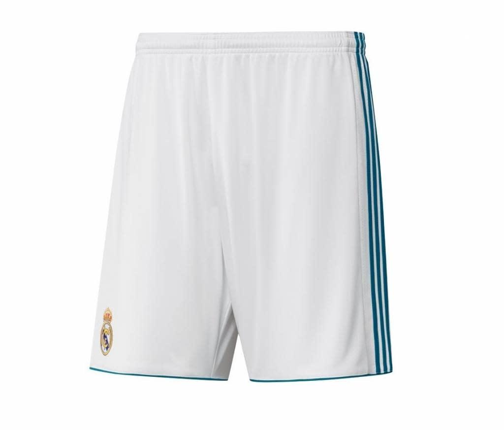 Adidas ADIDAS Real Madrid Home Short Kids white/blue