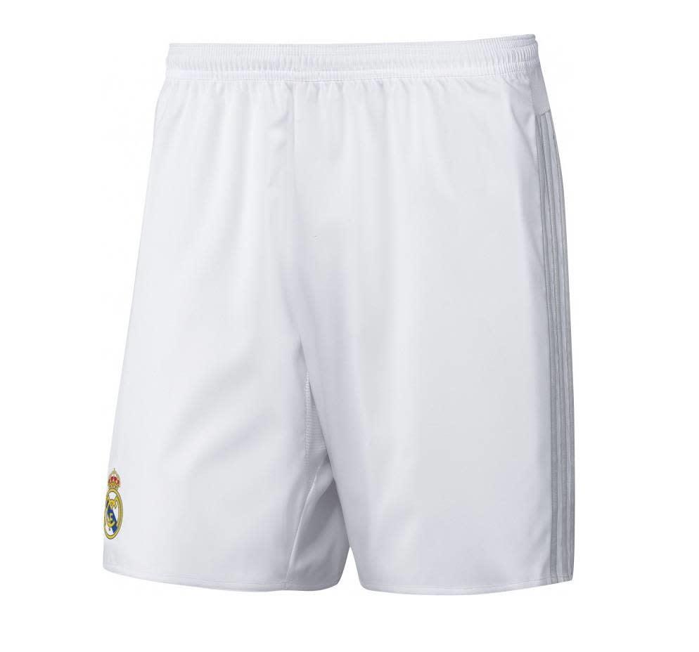 Adidas ADIDAS Real Madrid Home Short white/grey
