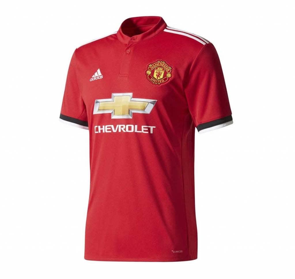 Adidas ADIDAS Manchester Utd Home Jersey 17-18