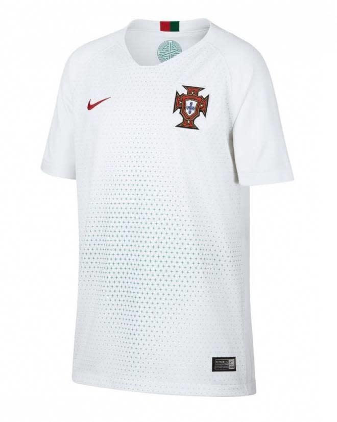 Nike NIKE Portugal Away Jersey JR