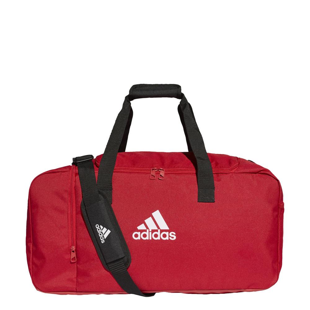 Adidas ADIDAS Tiro Duffel Sporttas red