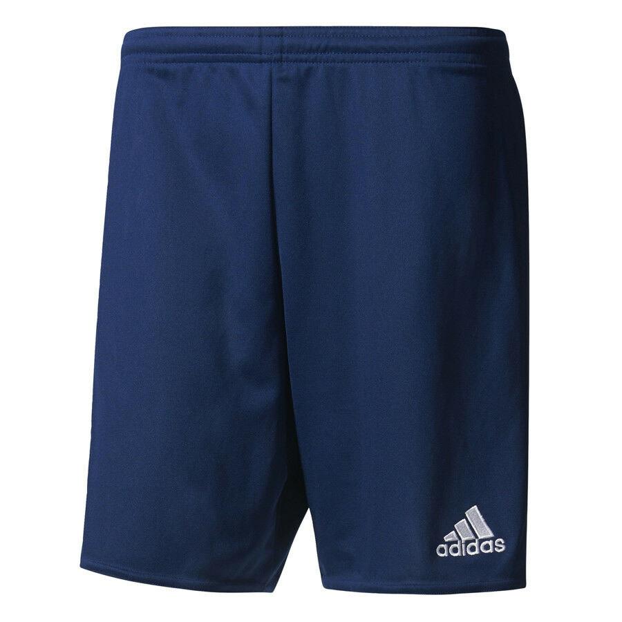 Adidas ADIDAS Parma 16 Short marine blauw