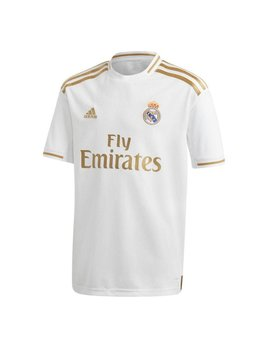 Adidas JR Real Madrid Home Jersey