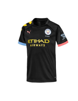 Puma JR Man City Away Jersey