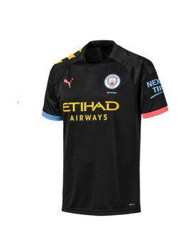 Puma Man City Away Jersey