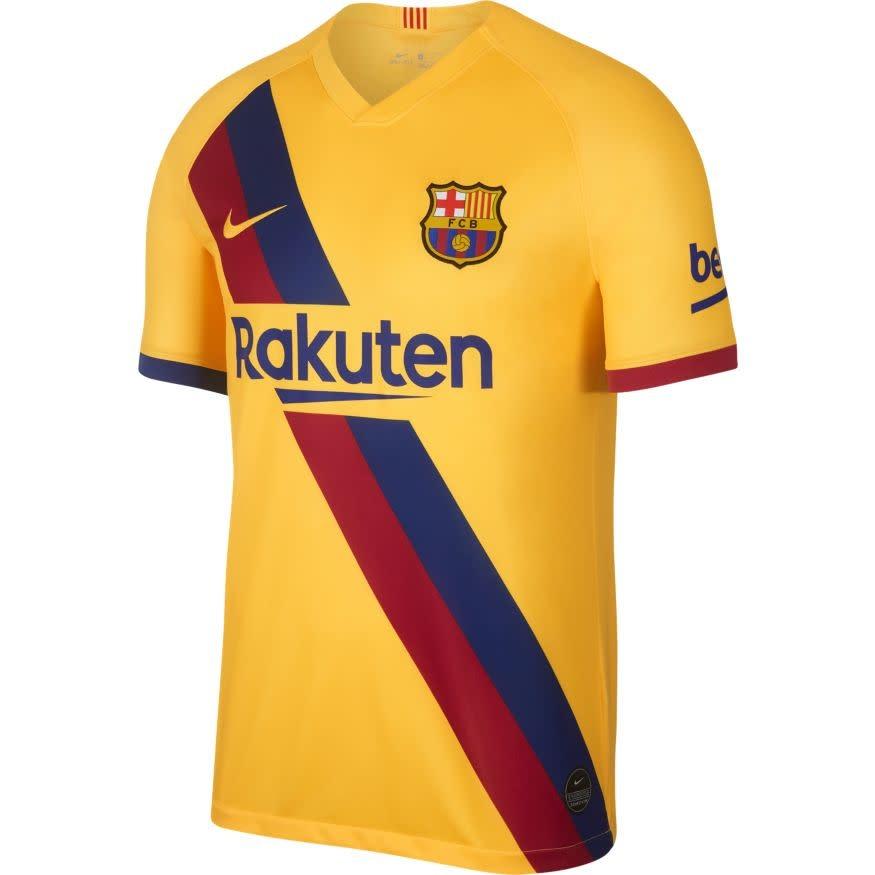 Nike NIKE Barcelona Away Jersey '19-'20