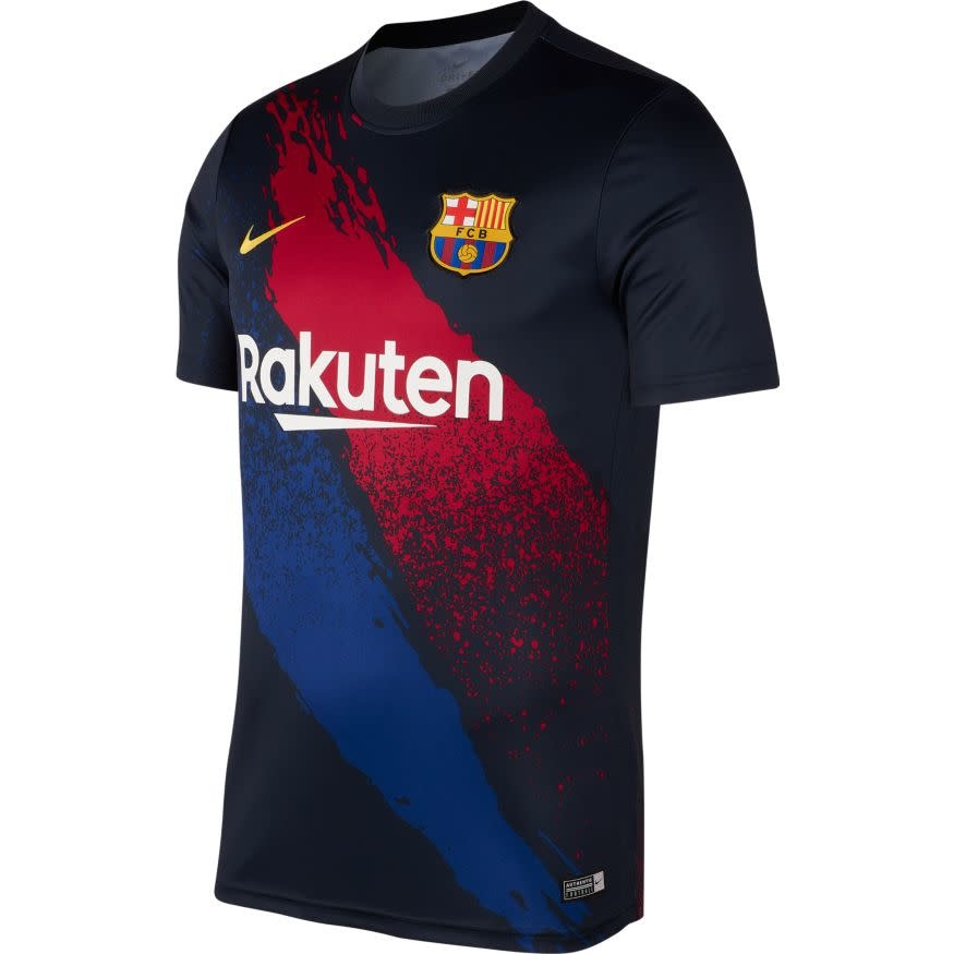 Nike NIKE Barcelona Training Top '19-'20