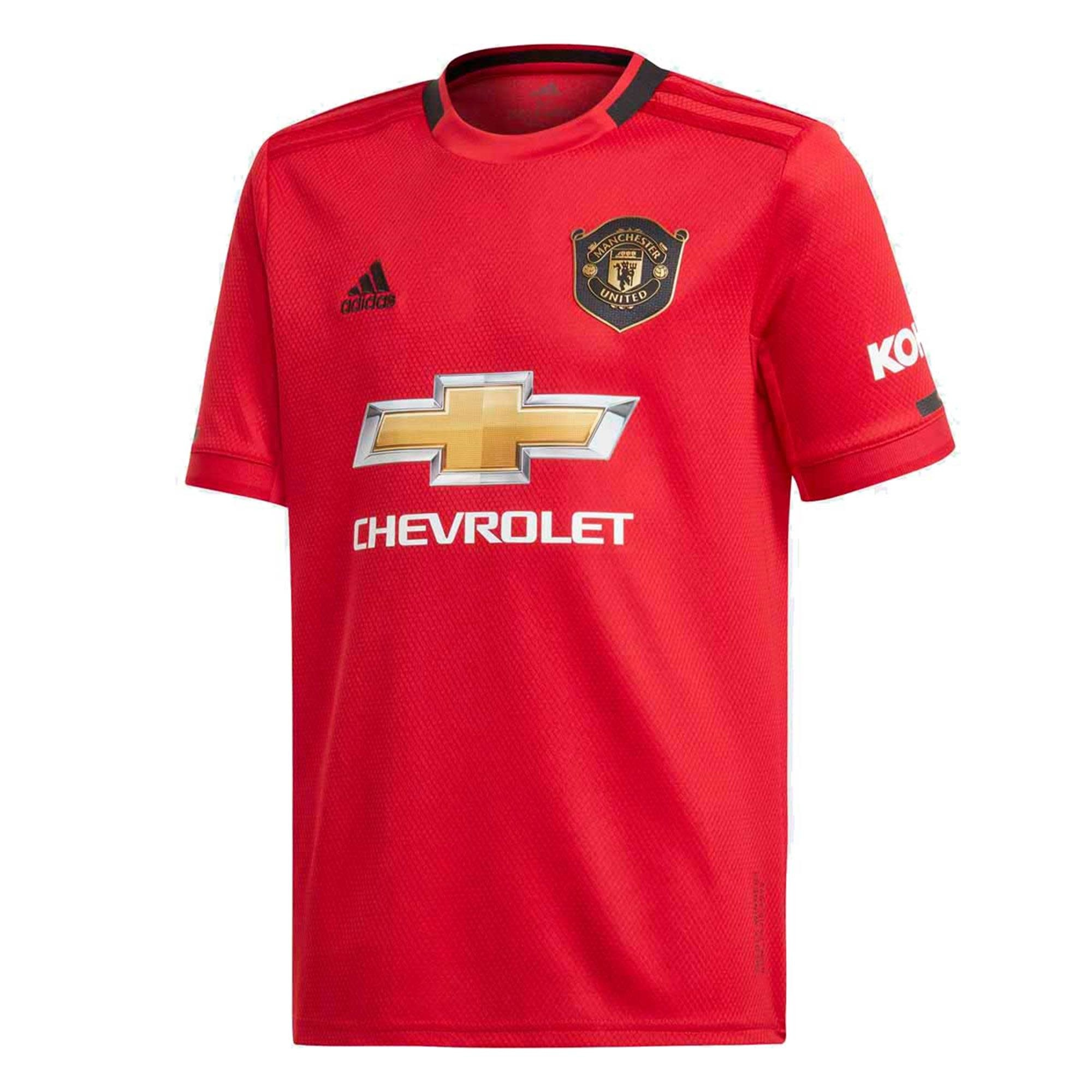 Adidas ADIDAS JR Manchester United Home Jersey '19-'20