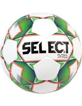 Select Futsal Attack (white)