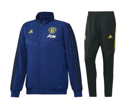 Adidas ADIDAS Manchester United PRES Suit '19-'20