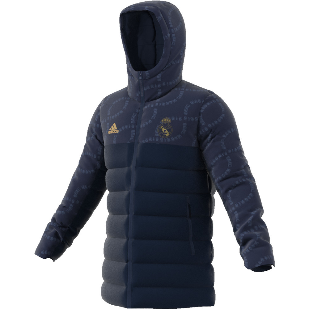 Adidas ADIDAS Real Madrid Padded Jacket