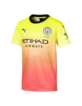 Puma JR Man City 3rd Jersey