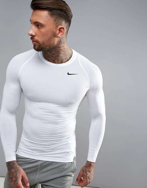 Nike Nike Pro Lange Mouw