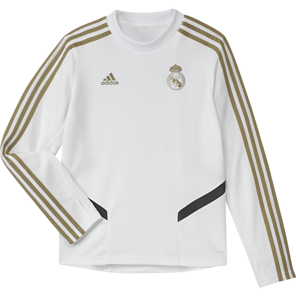 Adidas Real Madrid Training Top Youth