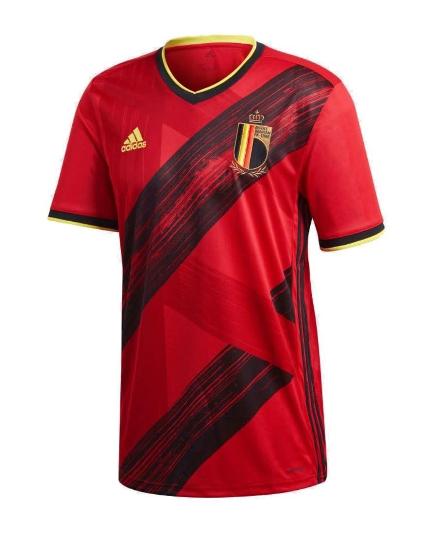 Adidas ADIDAS JR Belgium Home Jersey