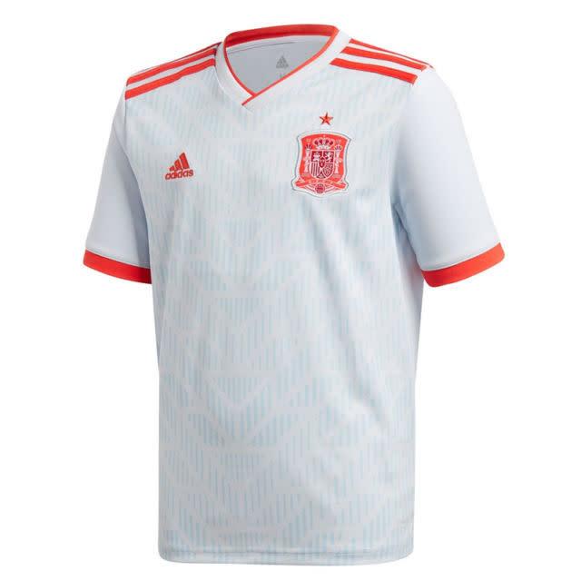 Adidas ADIDAS JR Spain Away Jersey