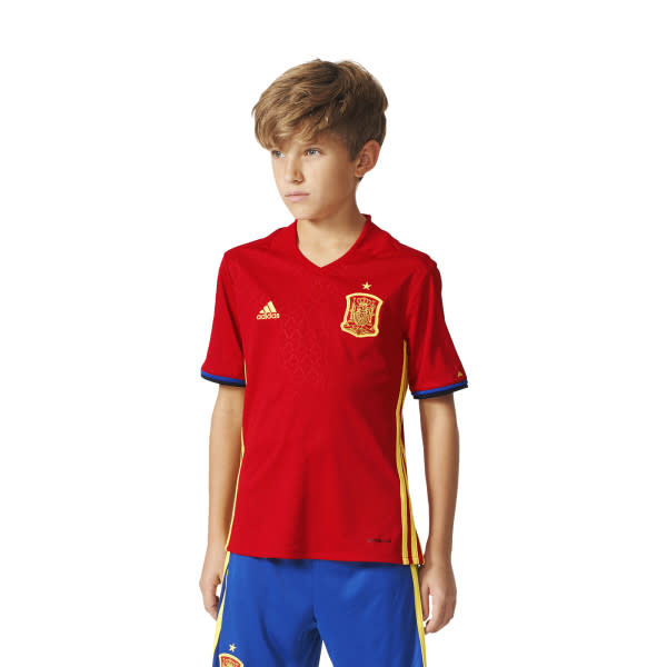 Adidas ADIDAS JR Spain Home Jersey