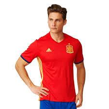 Adidas ADIDAS Spain Home Stadium Jersey