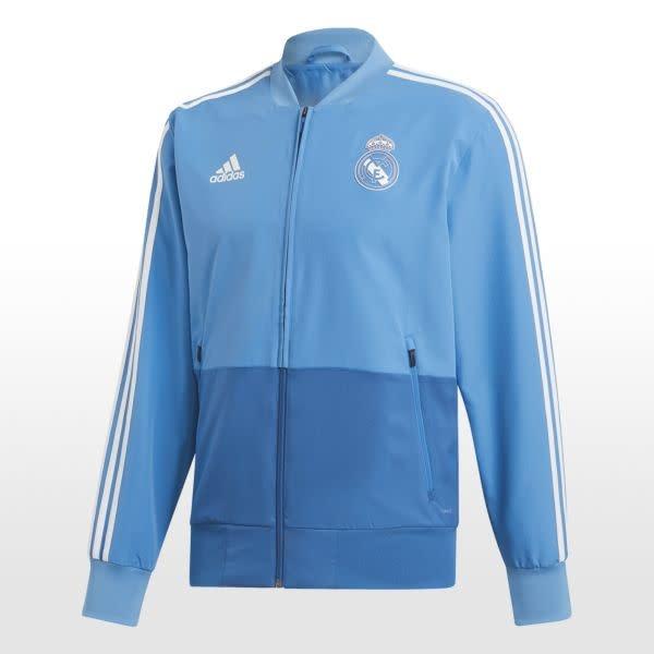 Adidas ADIDAS JR Real Madrid CL Presentation Jacket