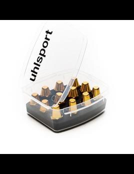 Uhlsport Iron Studs - Gold