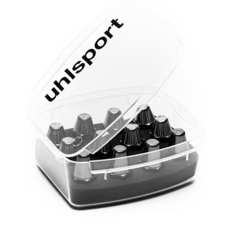 Uhlsport Iron Studs - Steel Grey
