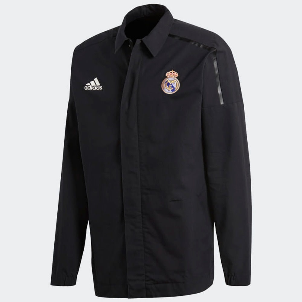 Adidas Real Madrid ZNE Jacket Woven