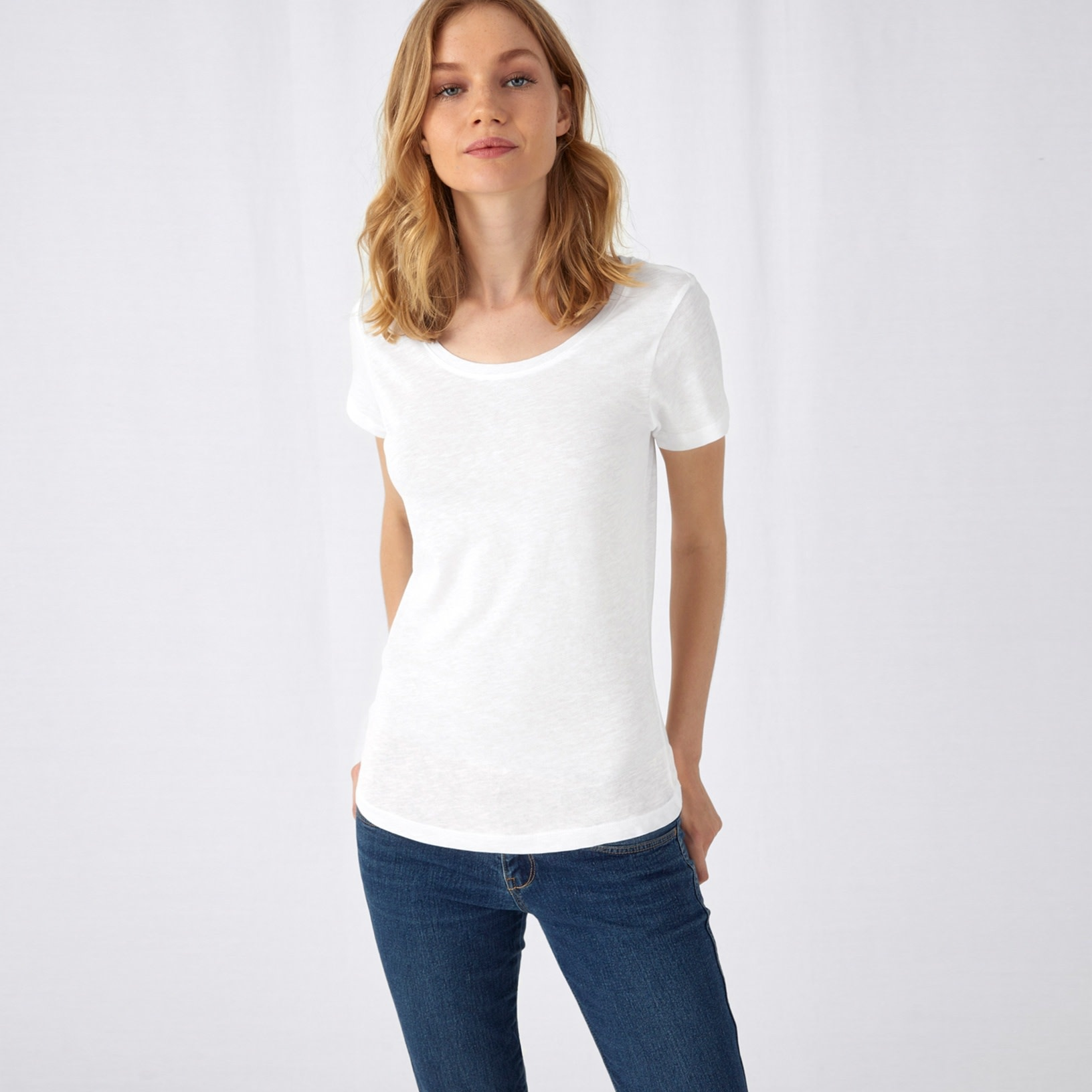 B&C Women Cotton Jersey