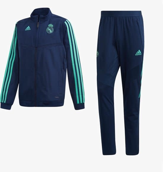 Adidas ADIDAS JR Real Madrid PES Suit