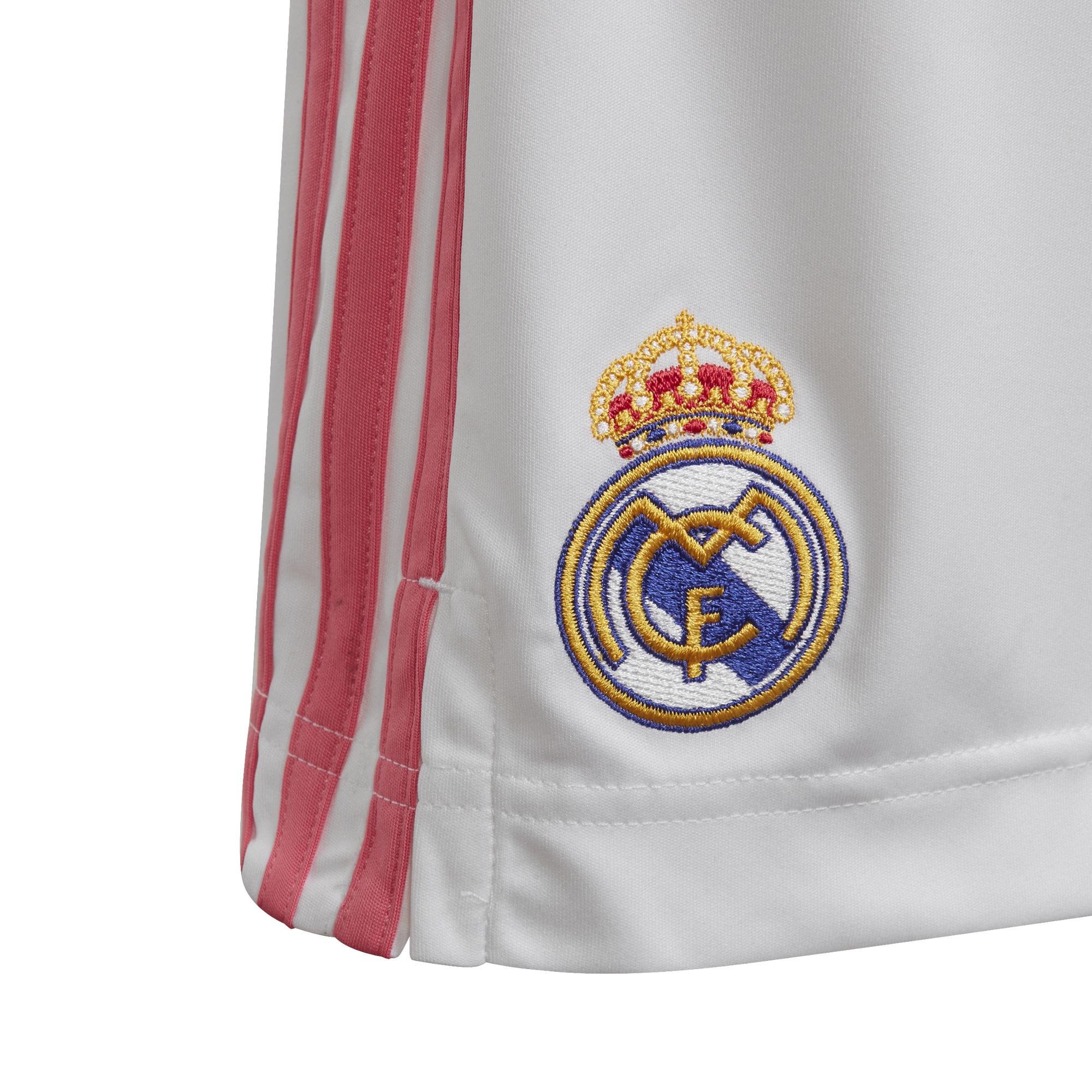 Adidas ADIDAS JR Real Madrid Home Short '20-'21