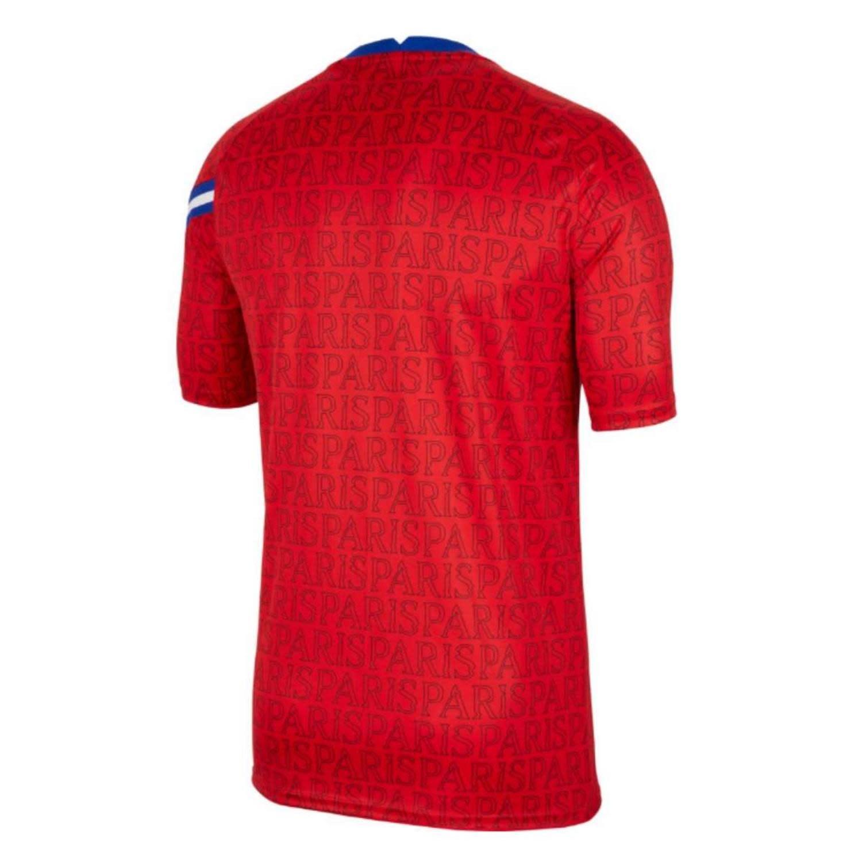 Nike NIKE JR PSG Pre-match Jersey '20-'21