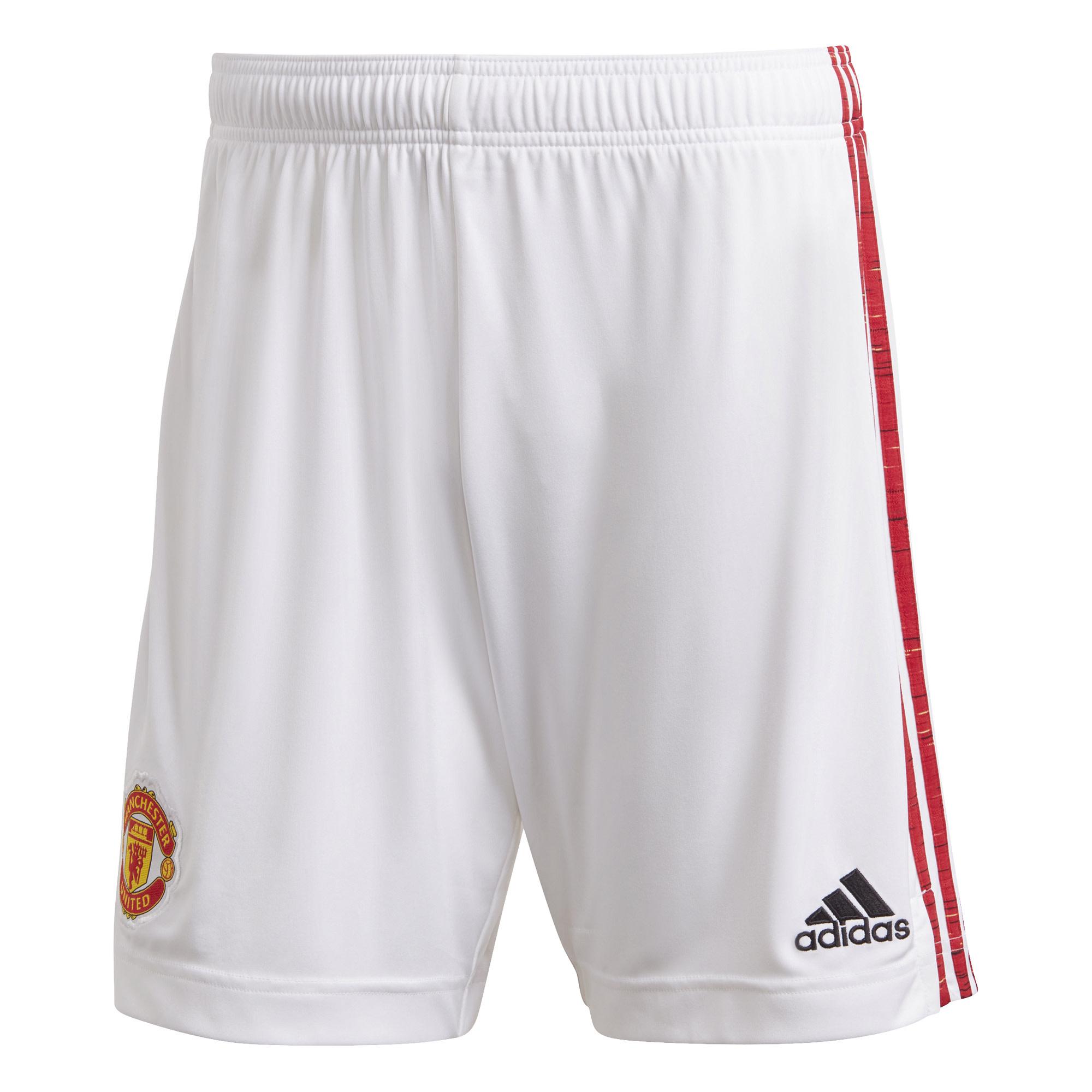 Adidas ADIDAS JR Manchester United Home Short '20-'21