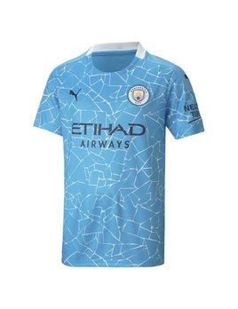 Puma JR Man. City Home Jersey