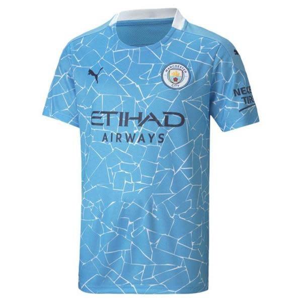 Puma JR Manchester City Home Jersey '20-'21