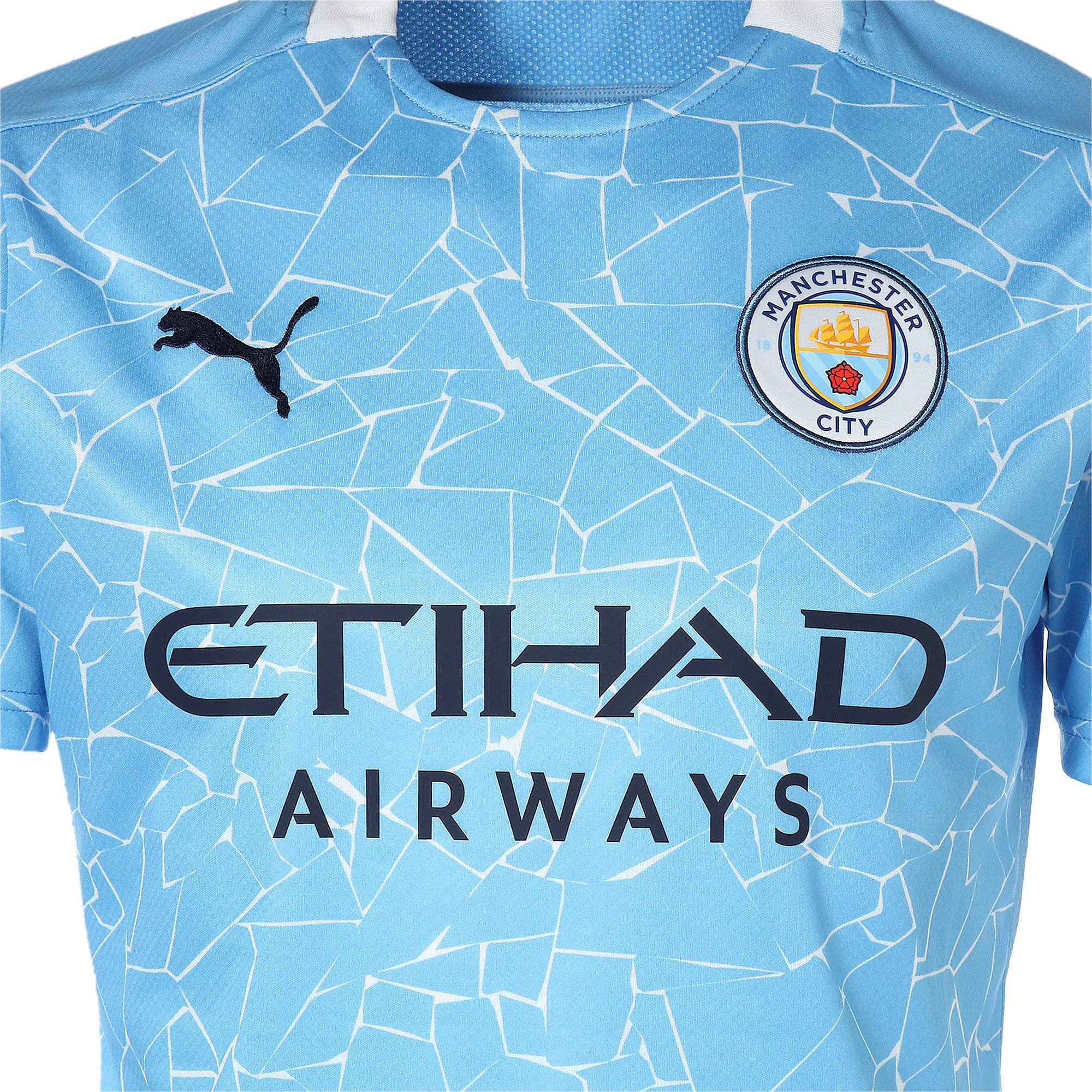 Puma PUMA Manchester City Home Jersey '20-'21