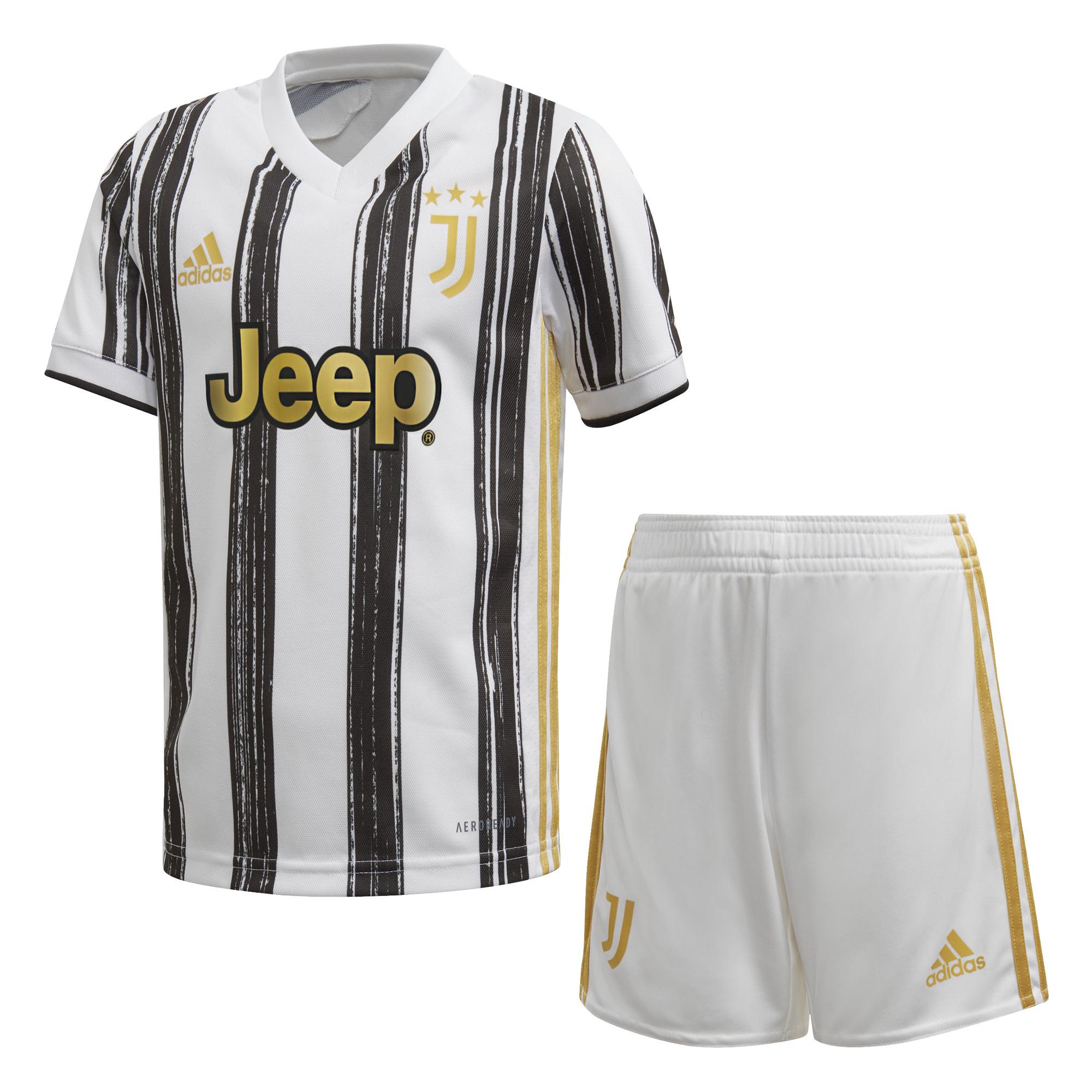 Adidas ADIDAS Juventus Home Mini Set '20-'21