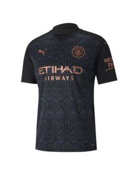 Puma JR Man. City Away Jersey