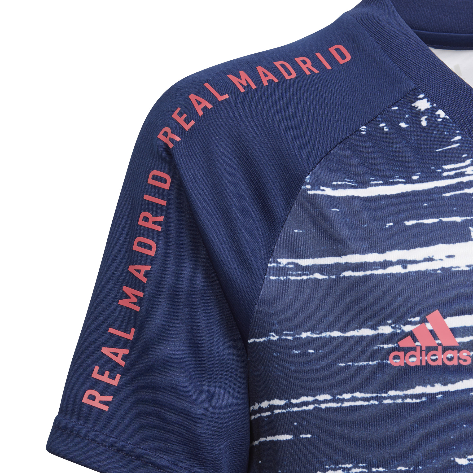 Adidas ADIDAS JR Real Madrid Pre-Match Jersey '20-'21