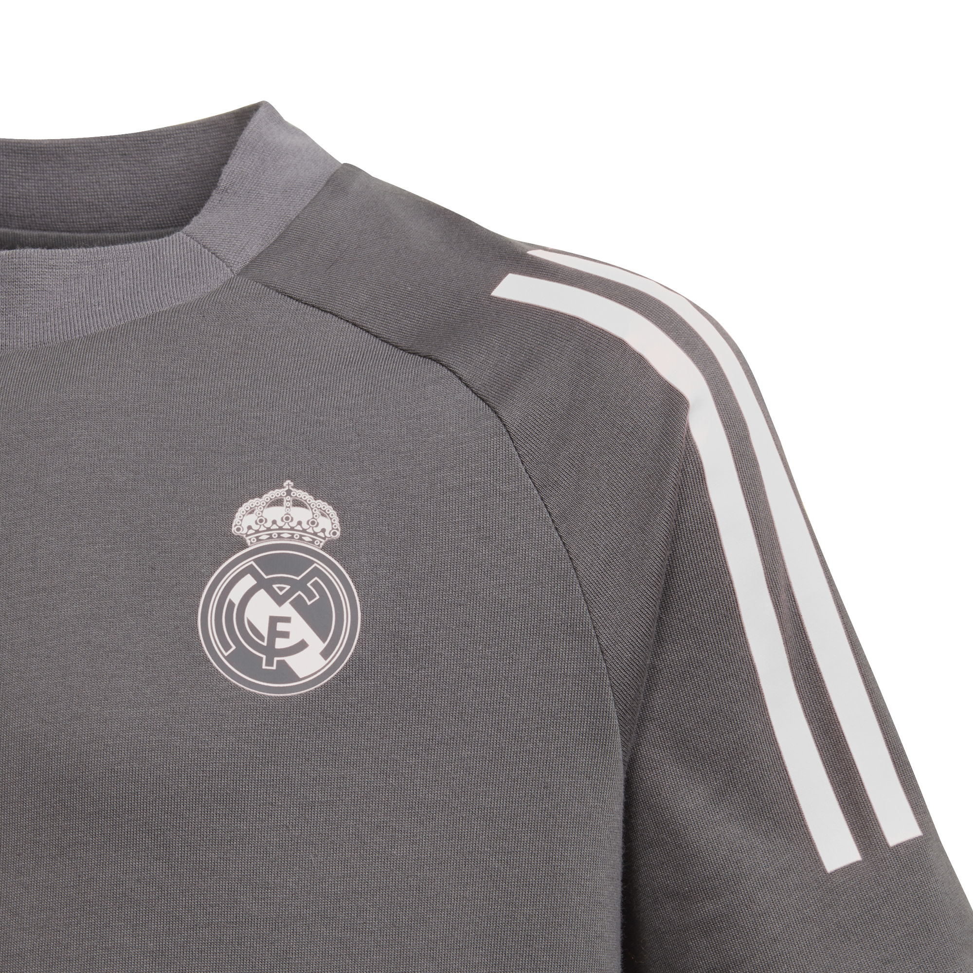 Adidas ADIDAS JR Real Madrid Cotton Jersey '20-'21
