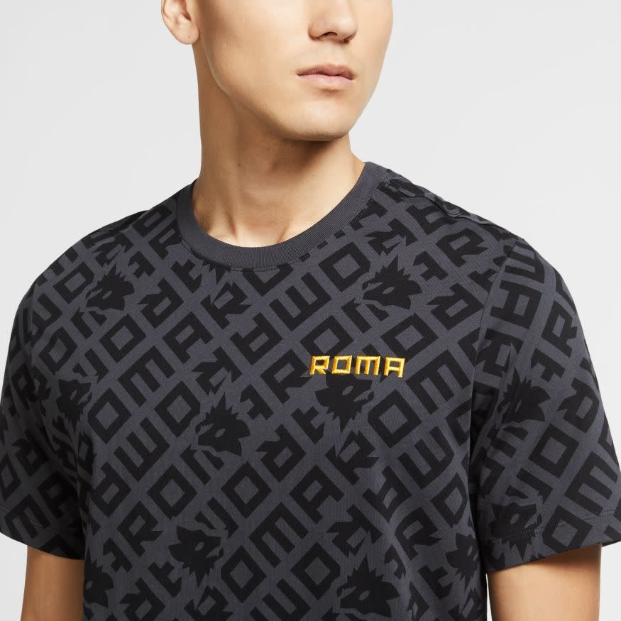 Nike NIKE AS Roma Cotton Jersey '20-'21