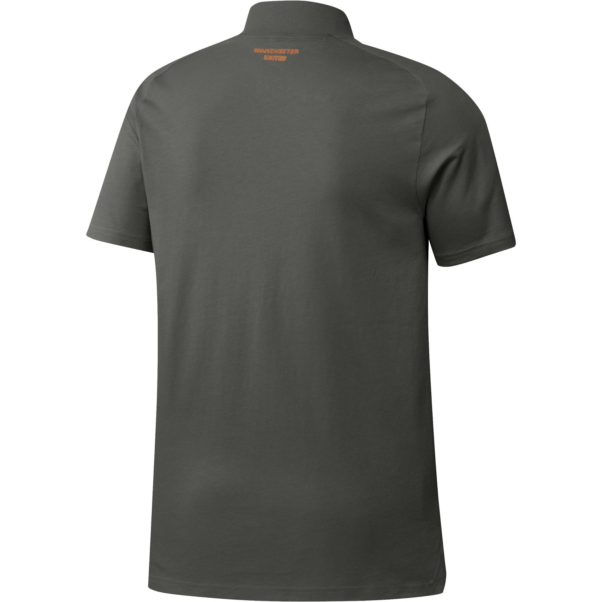 Adidas ADIDAS Manchester United Katoenen Shirt