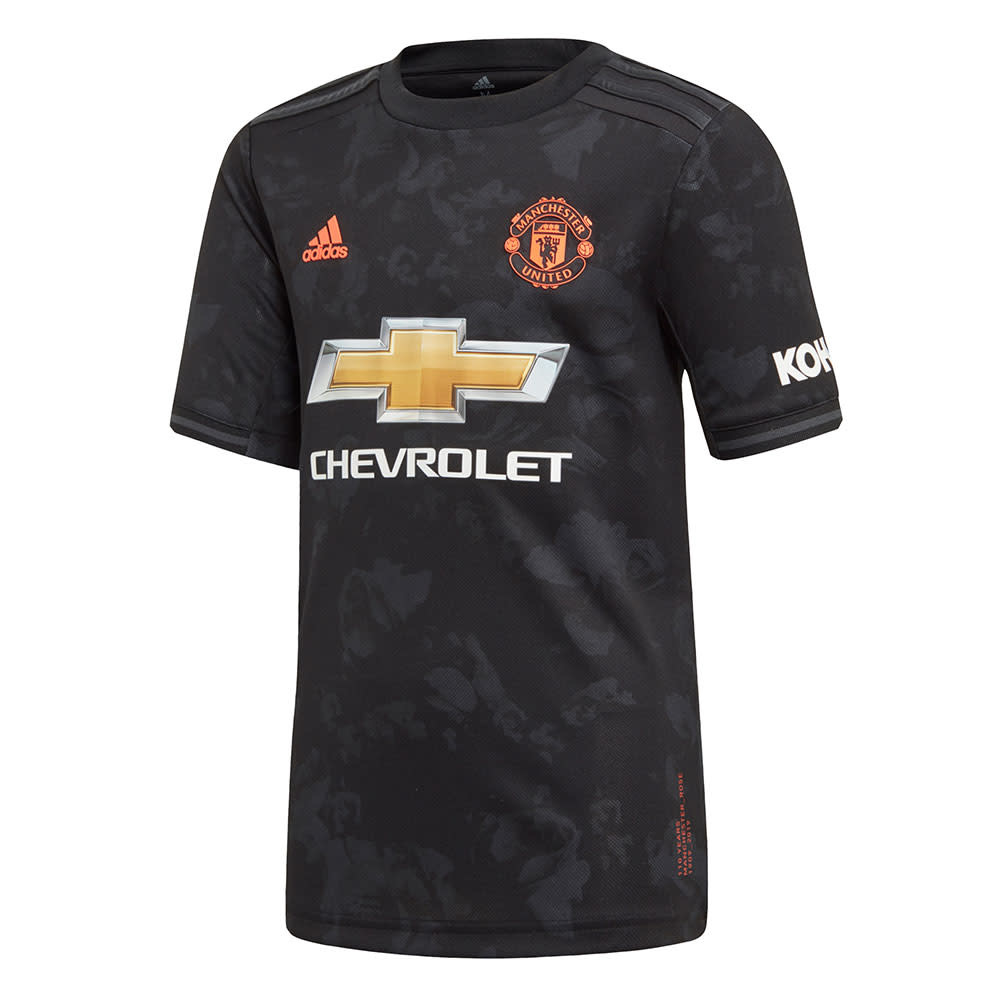 Adidas ADIDAS JR Manchester United 3rd Jersey '19-'20