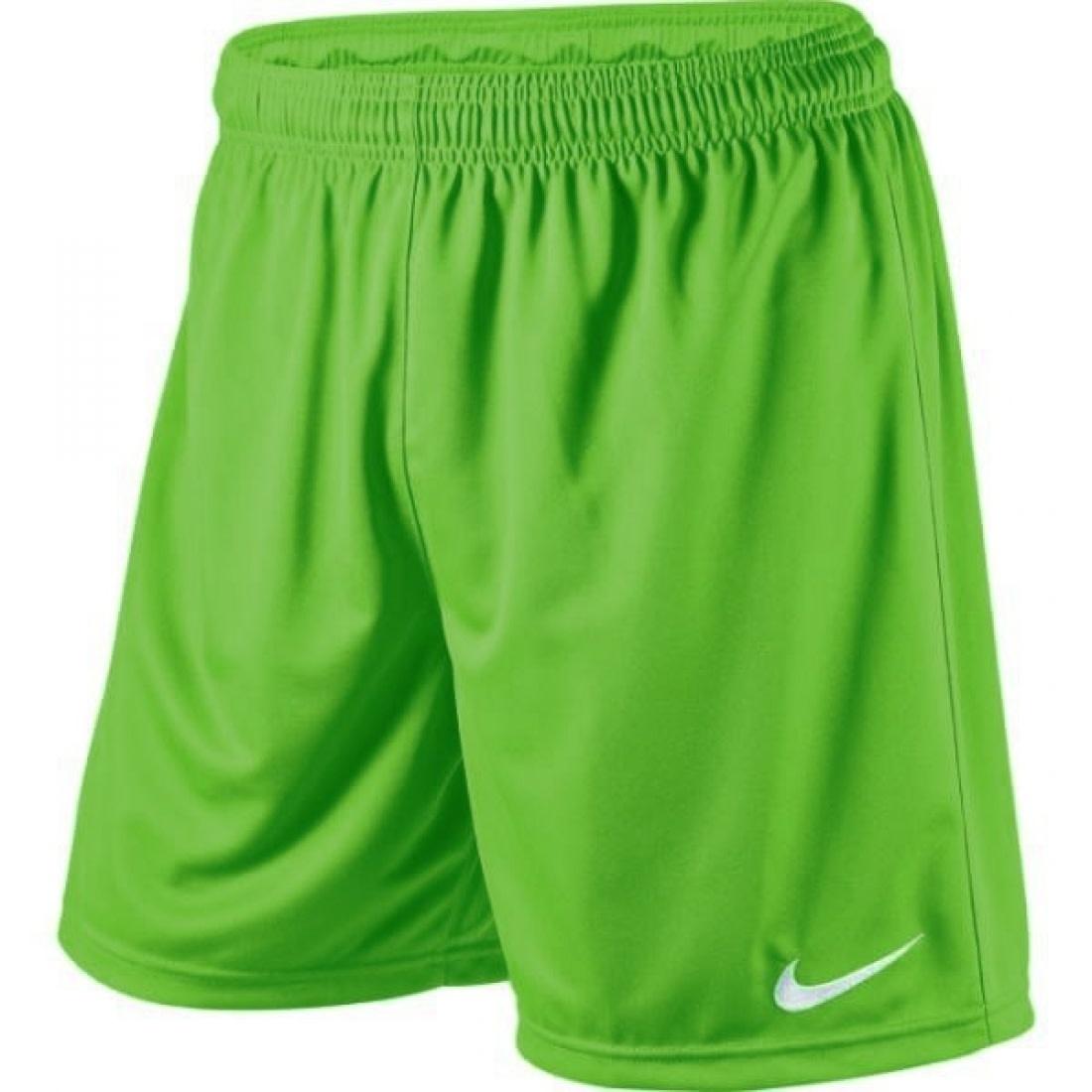 Nike NIKE Park Knit Short SR licht groen