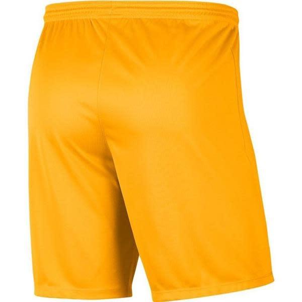 Nike NIKE Park Knit Short SR geel