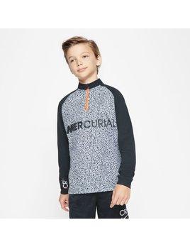 Nike JR CR7 Mercurial Zip Top