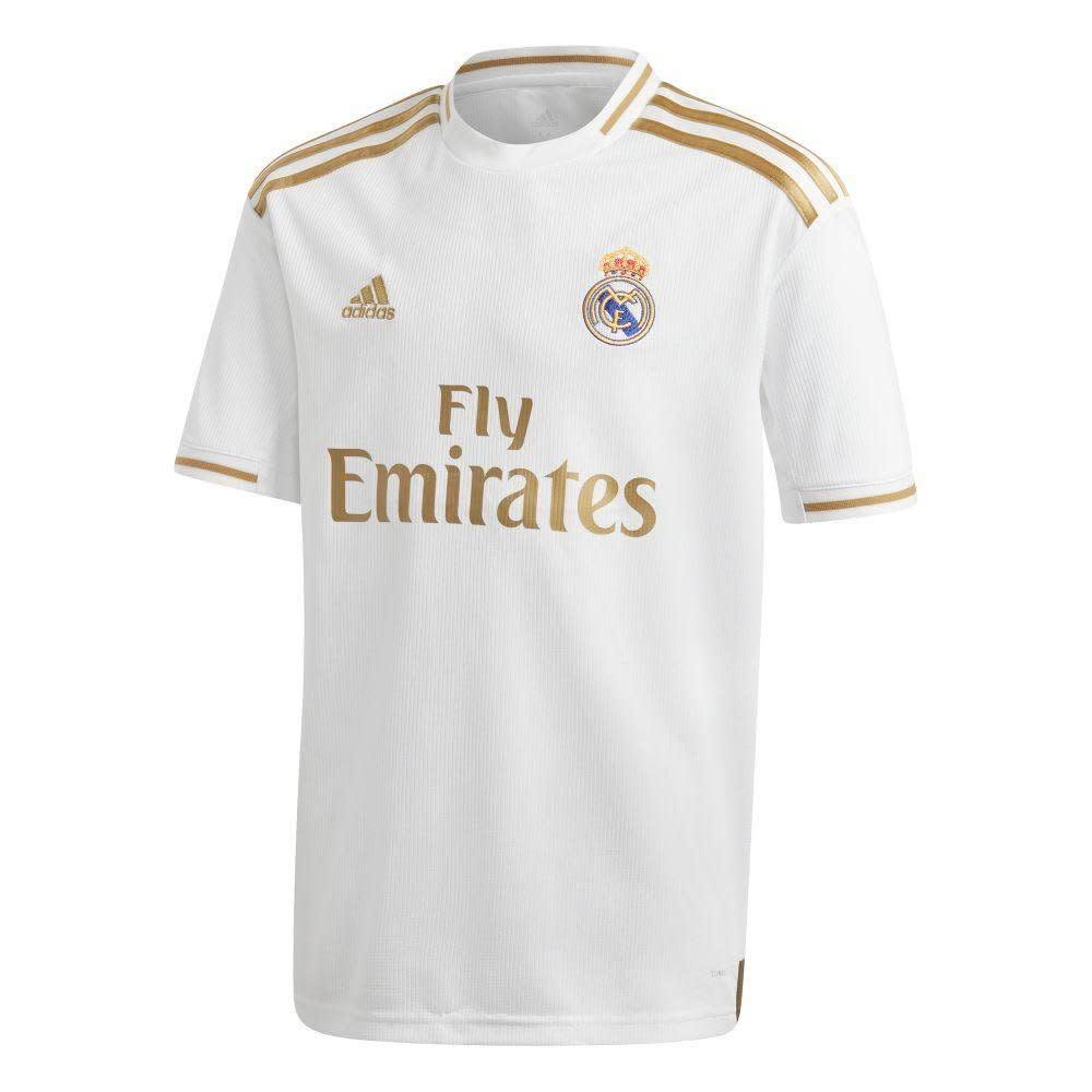 Adidas JR Real Madrid Home Jersey '19-'20